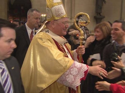 N.Y.'s Archbishop Timothy Dolan