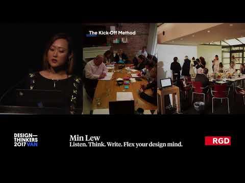 DesignThinkers Vancouver 2017 – Min Lew