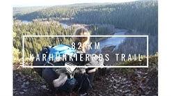 82 km of Finnish wilderness | Karhunkierros trail | 2018