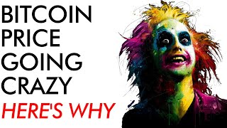Bitcoin Price Going CRAZY [here's why]
