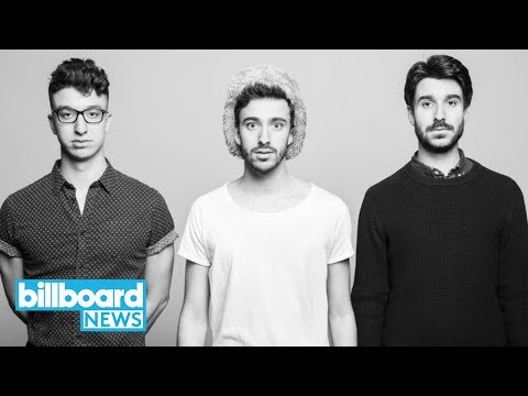AJR Premieres Collaboration With Weezer's Rivers Cuomo, 'Sober Up' | Billboard News
