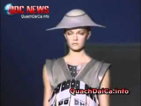 Shock với Thời trang tự cởi   QDC News   QuachDaiCa info