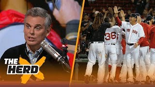 MLB busts Red Sox for using Apple Watches to steal signs from Yankees | THE HERD