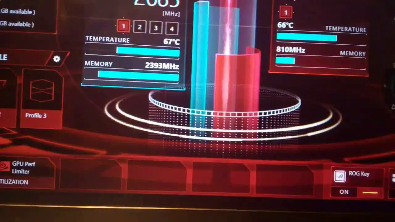 Asus GL702VM Custom cooling/Temperature FIX Tutorial and video test 2019