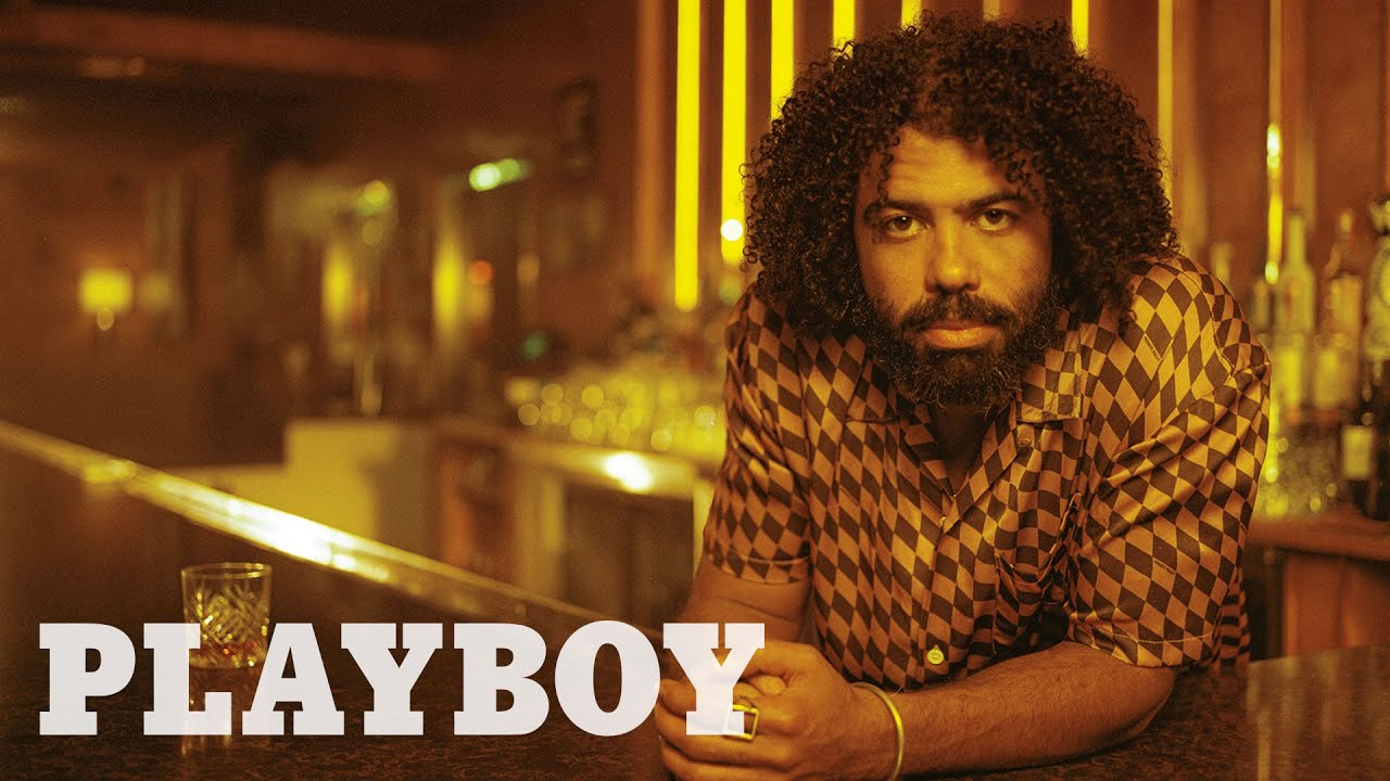 A Drink with Daveed Diggs | PLAYBOY