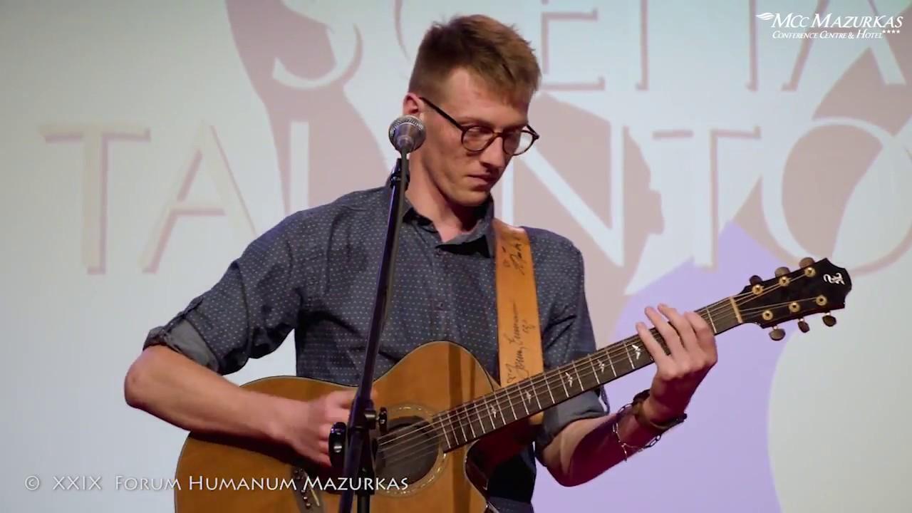 XXIX FHMazurkas - Scena Talentow - Jakub Kusior - blues