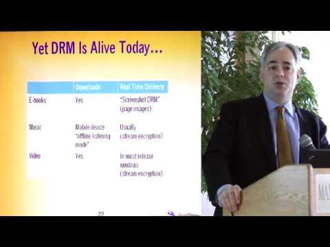 Copyright and Technology 2011 - 1: Opening Remarks - Bill Rosenblatt
