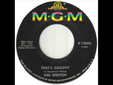 Kim Weston That's Groovy