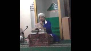 Ceramah Abuya KH AHMAD ALFARISY