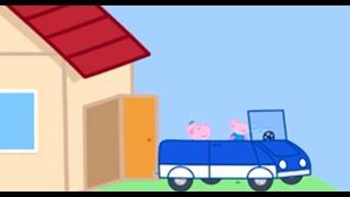Свинка Пеппа. Мультики про машинки. Peppa Pig