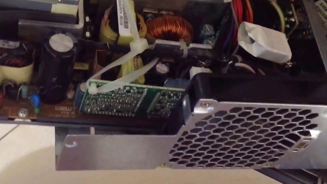 Coil Whine Fix - Dell Optiplex 980