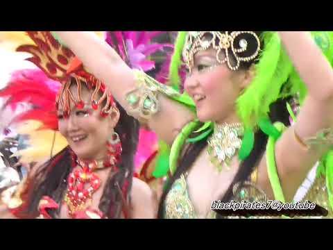 シズオカサンバカーニバル 静岡パレード開催 SAMBA CARNIVAL (サンバカーニバル)