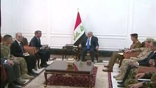 كارتر في أربيل لبحث دور القوات الكردية في معركة الموصل