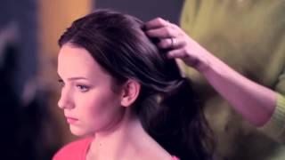 видео Пенка для укладки волос – элегантная и стильная прическа
