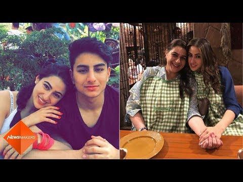 Sara Ali Khan Holidays With Family In London | SpotboyE Mp3