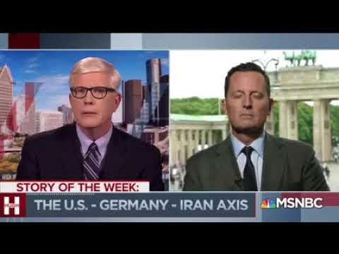 05/12/18 Hugh Hewitt Show on MSNBC - 2
