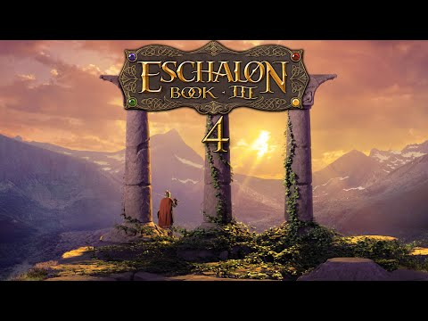 Let's Play - Eschalon: Book III - 04 The Boglands and Elderoak Forest