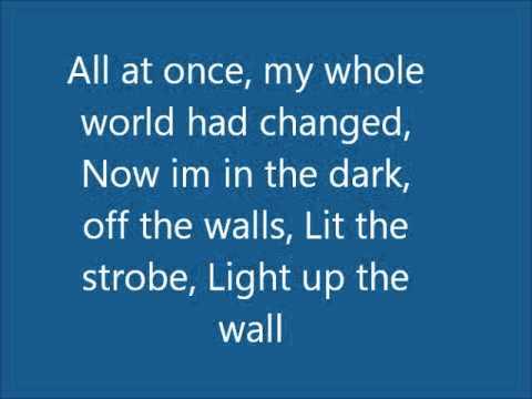 Dance Away Lyrics