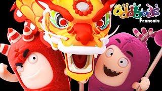 Oddbods EN CHINE   Dessin Animé pour les Enfants