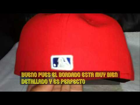 ab8b723635fdc gorra new era original - YouTube