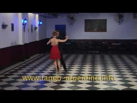 "Tango lernen mit DVD 4 ""Milonga"" - Deutsch"