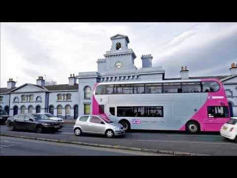 Nottingham City Transport: Introducing Smart Paint Technology