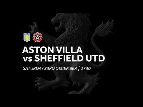 Aston Villa 2-2 Sheffield United | Extended highlights