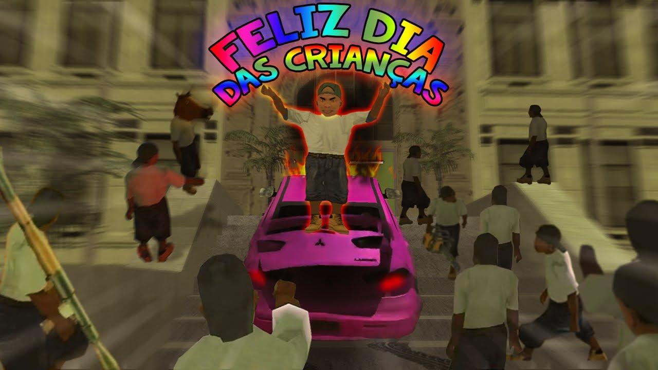 FELIZ DIA DAS CRIANÇAS DO JUNIN - GTA MTA RP
