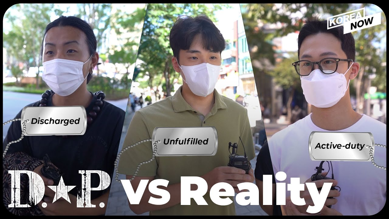 Download [Street Interview] Is Netflix drama 'D.P.' the reality of Korean military?