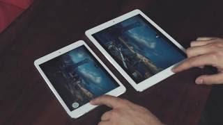 iPad Air vs iPad mini 2