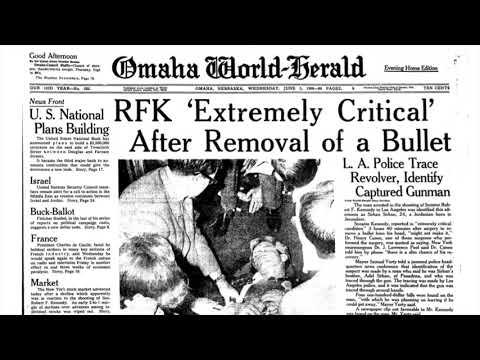 WOW radio, Omaha 6/5/1968 (Part 1)