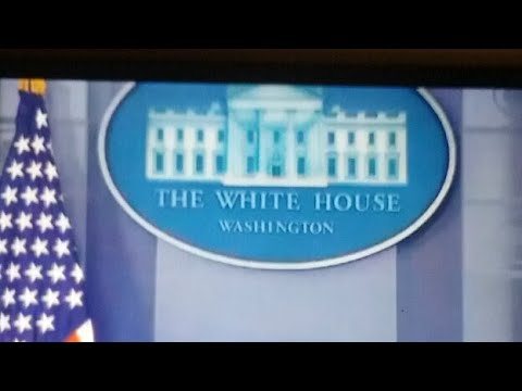 LIVE:WHITEHOUSE PRESS BRIEFING WITH SARAH HUCKABEE SANDERS