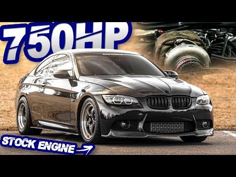 750HP BMW 335i