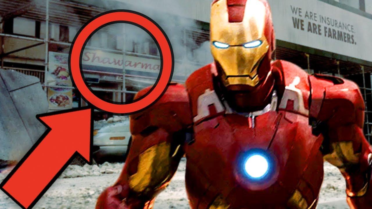 Marvel's The Avengers (2012) - Easter Eggs & References ...