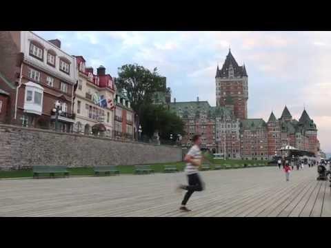 *CANADA Travel Movie* Montreal - Quebec - Toronto
