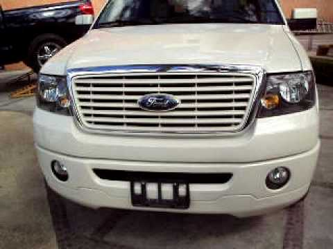 Ford Lobo Limited Edition Blanco