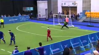 ฟุตบอลคนตาบอด ทีมชาติไทย VS เวียดนาม