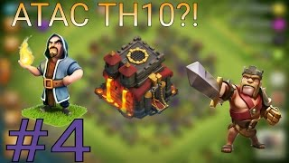 Ep.4 | ATAC TH10?! | - Jucam Clash of Clans (Cont mare)