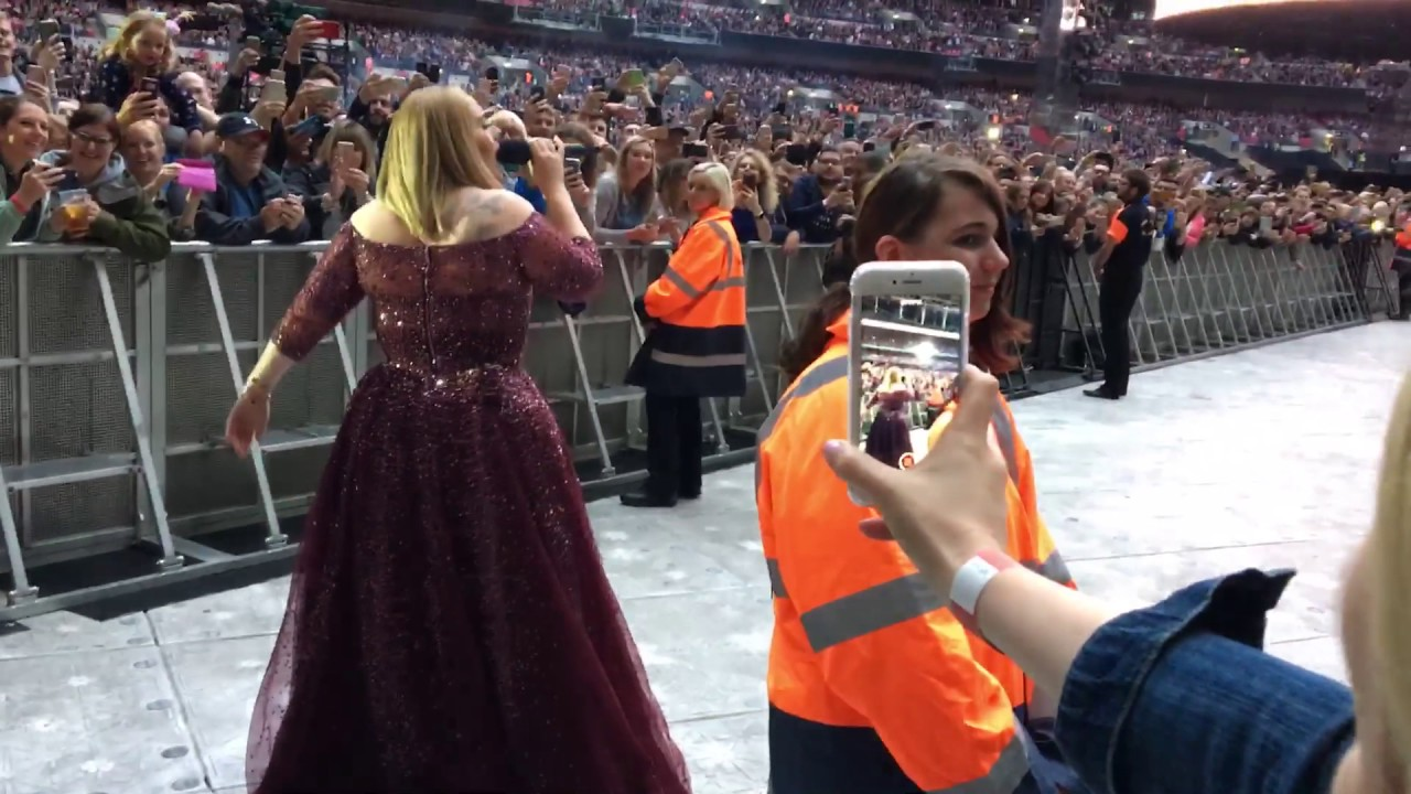 Download Adele @ Wembley 28.06.17