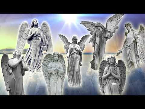 Musica De Oracion A Los 7 Angeles Y Arcangeles - Los Arcanos Guardianes