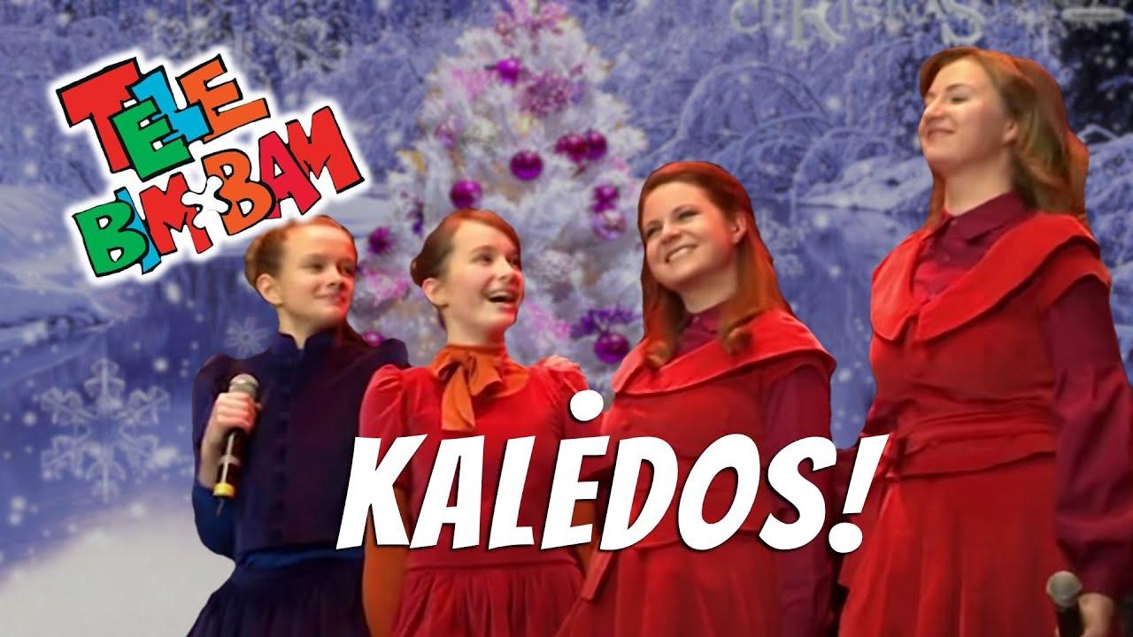 KALĖDOS • Tele Bim-Bam • Telebimbam Vaikiškos Dainelės • Daina Vaikams • Koncertas