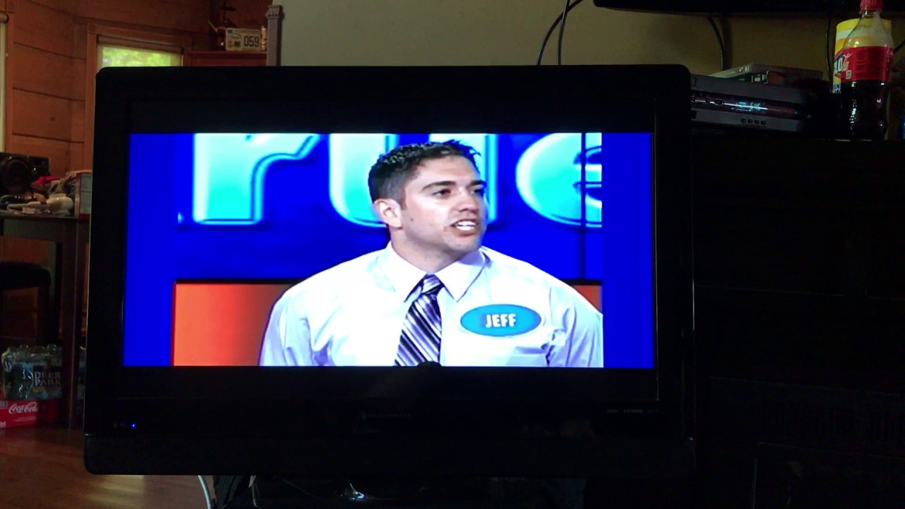 Family feud horribly rigged game