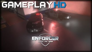 Enforcer: Police Crime Action Gameplay (PC HD)
