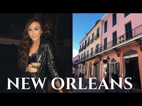 OUR WEEKEND IN NEW ORLEANS | TRAVEL GUIDE VLOG 2017