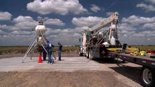 Armadillo Aerospace 2010 Space Access Society video