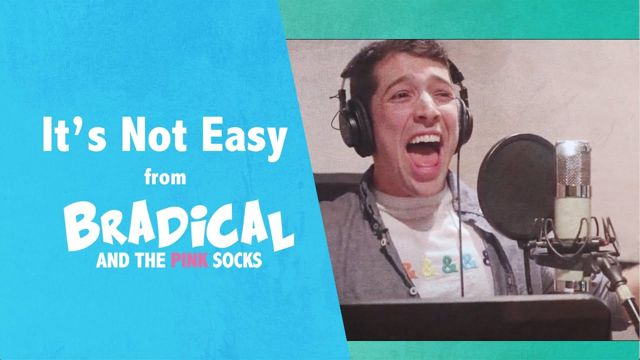 """It's Not Easy"" from BRADICAL"