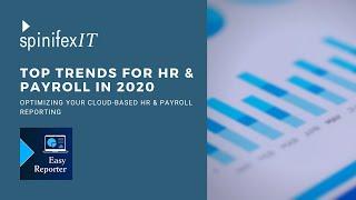 Webinar: optimizing your cloud-based hr & payroll reporting (for sap successfactors users)