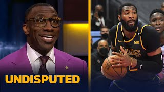Andre Drummond proved he's all the Lakers needed against Heat - Shannon Sharpe | NBA | UNDISPUTED