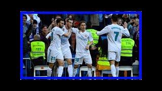 Download Berita Terkini   Bantai Deportivo, Madrid Berpesta Tujuh Gol di Bernabeu Mp3 and Videos