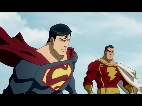 Superman Shazam: The Return of Black Adam (2010) Trailer streaming vf